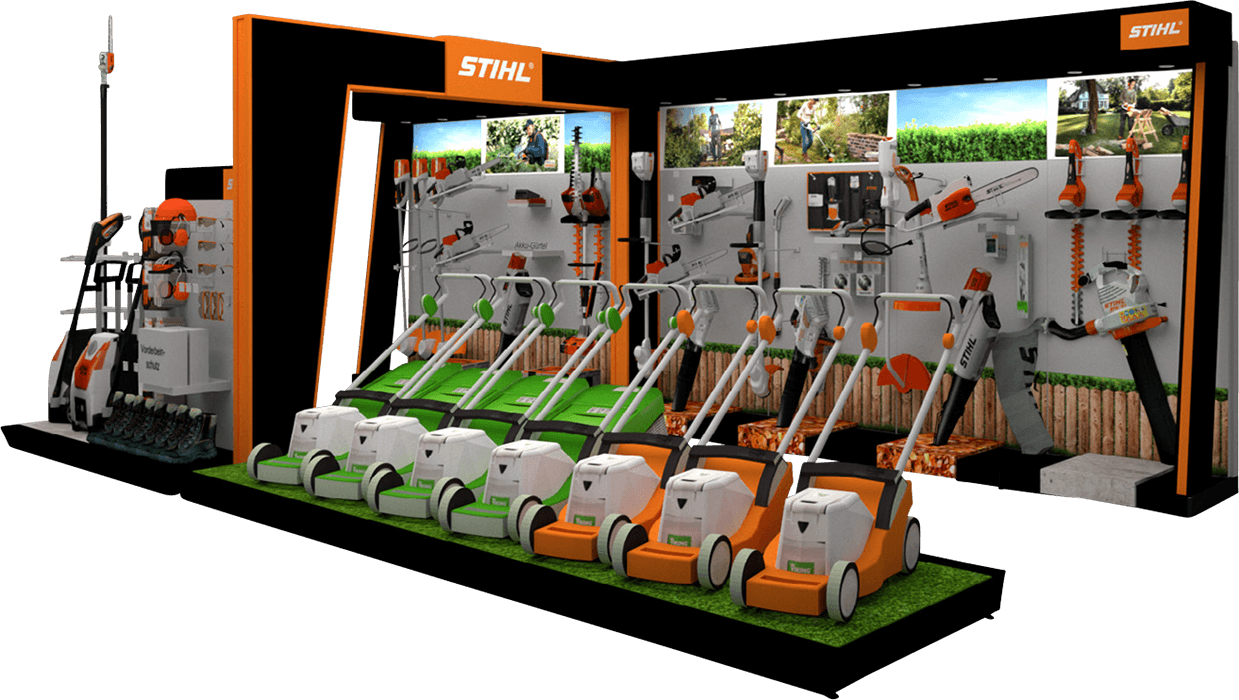 Stihl Shop-in-Shop